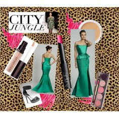 """""""City Jungle"""" by camillelavie on Polyvore"""
