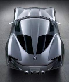 2014 Corvette. Looks like a 63 split window  :)