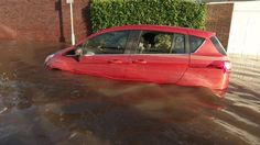 This video shows just how deep the dirty, smelly water was in Carlisle in Cumbria after the floods and what the same places looked like, once the water disappeared. Cumbria, Carlisle, December, England, Places, Water, Pictures, Gripe Water, Photos