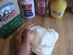 Russian Ceramic Dough Recipe