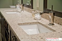 Bathroom countertops the bathroom countertops should always match with the overall bathroom décor.