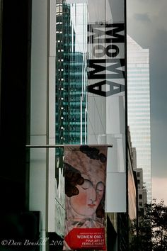 New York City-MOMA. If you love art, the Museum of Modern Art is a must stop. The building itself is a work of art.