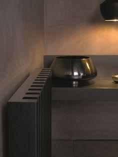 SOHO Radiador horizontal by Tubes Radiatori diseño Ludovica+Roberto Palomba