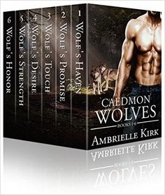 Caedmon Wolves ~ A Wolf Shifter Paranormal Romance 6-Book Collection - Kindle edition by Ambrielle Kirk, Amber Ella Monroe. Paranormal Romance Kindle eBooks @ Amazon.com.