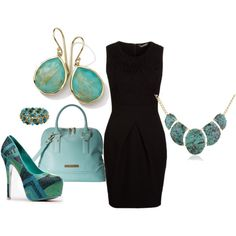 """Dinner out tonight attire"" by bsimontwin on Polyvore"