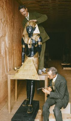 King Tut Tomb Two