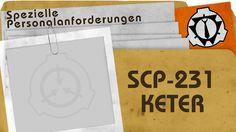 SCP-231: Spezielle Personalanforderungen
