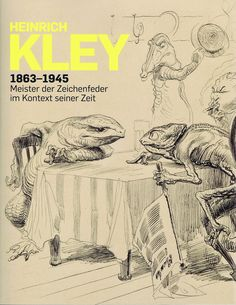 Heinrich Kley - Animators suggest researching this chap's work to understand the dynamics of movement through sketching.