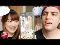 POSTALES JAPONESAS 3D ¡CON SONIDO Y LUCES! - YouTube