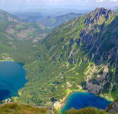Rysy Polish Mountains, Zakopane Poland, Beautiful World, Trip Planning, Places To Go, National Parks, Meet, River, Landscape