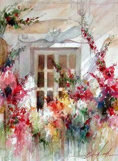 Fábio Cembranelli - A Painter's Diary: Tuscany, Workshops/2013
