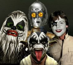 Star Wars/Kiss
