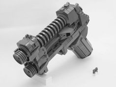 Life-size Minifig Weapon - Main by Brickthing, via Flickr