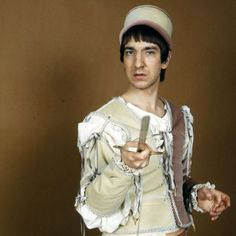 Alan Rickman began his film career as Tybalt in a BBC adaptation of Romeo and Juliet in 1978.