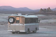 1964 Cortez a van amogst the RVs.  @van.project - #CamperLifestyle -  Follow your heart live with passion!