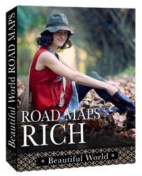 JD Beautiful World Road Maps: Rich - 2nd choice group