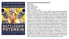 Броненосец Потёмкин [Battleship Potemkin] (Russian description & US poster) Western Film, Battleship, Film Posters, Cinema, Iron, The Originals, Movies, Film Poster, Movie Posters