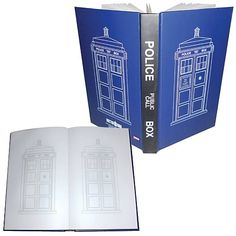 Doctor Who TARDIS Journal    http://www.entertainmentearth.com/prodinfo.asp?number=BBP12811=LY-012045602