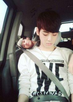 EunWoo and JinJin♡_♡