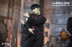 Welcome to Wanna One Official your source for data, news, information, translations and. Nu Est Minhyun, Nothing Without You, Ji Sung, Seong, John Wick, Korean Singer, Behind The Scenes, Album, Fictional Characters