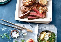 Die Fleischteile vom Rind | Frisch Gekocht Top 10 Desserts, Porterhouse Steak, Wiener Schnitzel, Low Carb, Butter, Beef, Breakfast, Food, Filet Mignon