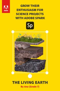 Adobe Spark brings students' creativity to life. Free for K12 schools.