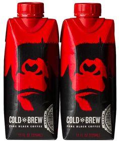 Gorilla Cold Brew Coffee