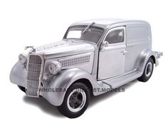 1935 Ford Sedan Delivery Truck 1/24 Diecast Truck by Unique Replicas   Car Intensity