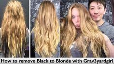 Guy Tang makes me believe i can have long blond hair again Grav3yardgirl, Red To Blonde, Blonde Hair, London Hair Salon, Guy Tang Hair, Vidal Sassoon Hair Color, Believe, Hair Secrets, Long Blond