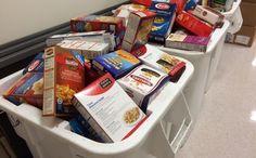 Food for Fines program for BCLS is huge success.