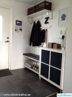Image result for hemnes ikea hallway