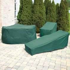 3 Shapes Waterproof Outdoor Garden Patio Furniture Covers Rain Snow Chair Covers For Sofa Table Chair Dust Proof Cover Chills And Pains Household Merchandises