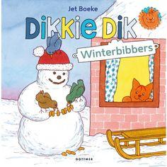 Dikkie Dik Winterbibbers is een leuk prentenboek met vier splinternieuwe winterse verhalen over Dikkie Dik.