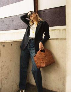 handbag trends spring summer 2018: Loewe patchwork bag