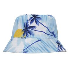 HotAdults Cotton Bucket Hat Summer Fishing Boonie Beach Festival Sun Cap  Beach Hat 3e44382520ac