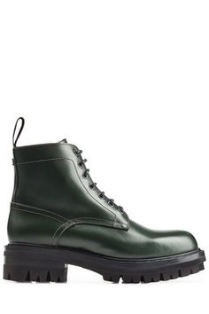 Leather Ankle Boots | Dsquared2