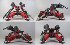 Armored Core, Lego Mechs, Mechanical Design, Robotics, Gundam, Sci Fi, Gaming, Tech, Characters