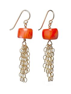 Fun Summer Earrings, Cammy | Jewelry by Liz James