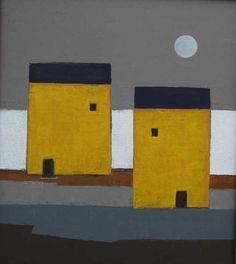 Yellow Duet by Chris Yowell