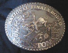 1988  Hesston belt buckle