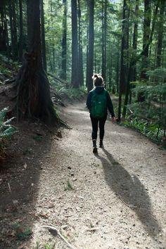 i love a good hike more than anything.