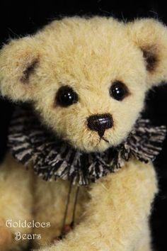 Rupert by Goldelocs Bears