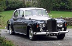 Classic Car News – Classic Car News Pics And Videos From Around The World Rolls Royce Silver Shadow, Rolls Royce Silver Cloud, Bentley Rolls Royce, Rolls Royce Cars, Retro Cars, Vintage Cars, Antique Cars, Rr Car, Dream Cars