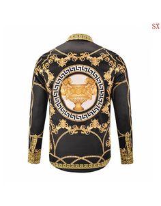 f9369ec88 Versace Shirts For Men #510786 $39.00, Wholesale Replica Versace Shirts