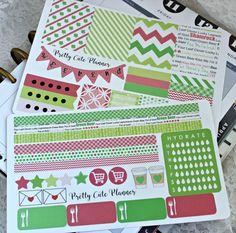 Planner Stickers -Weekly Planner Sticker Set -Erin Condren Life Planner -Happy Planner -Day Designer -Stickers for Planner-St. Patrick's Day