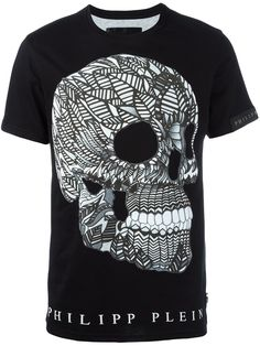 "Philipp Plein camiseta ""Mandala"""