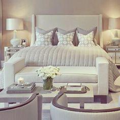Lindo quarto! #design #interiordesign #interiors #arquitetura…