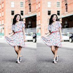 Karissa Marie -  - The Confetti Dress