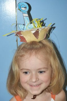 Paula's Preschool and Kindergarten Follow up activity for the Mo Willems book There's A Bird on Your Head!