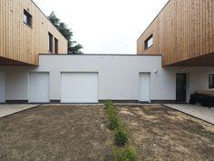 2018- Construction de 2 maisons contemporaines à Epinay sur Seine
